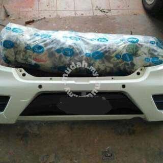Perodua Axia Rear Bumper White Original