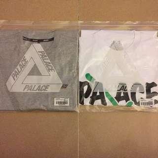 PALACE SKATEBOARD 17FW TEE
