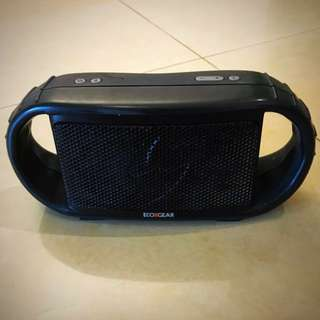 ECOXGEAR WaterProof Bluetooth Speaker (Used)