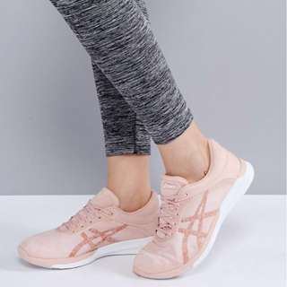 Asics Pastel Pink Trainers
