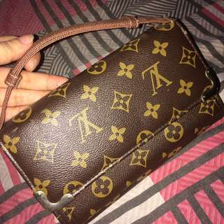 Inspired LV Wallet Bag