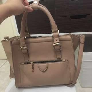 Zara Dusty Pink Bag