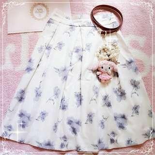 日本 Snidel Ank Rouge 半身裙