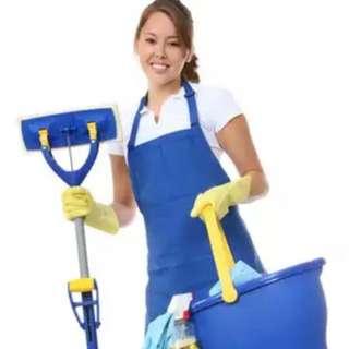 Cleaning Service/ Perkhidmatan Pembersihan