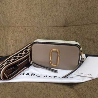 MARC JACOB SNAPSHOT BAG