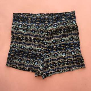 Charlotte Russe stretchy shorts