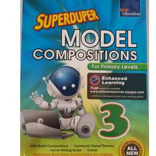 Superduper modle compositions P3