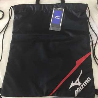 Mizuno Draw String Bag