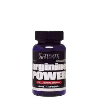 Ultimate Nutrition Arginine Power 800mg