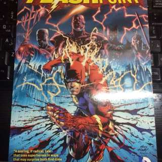 Flashpoint Flash Geoff Johns