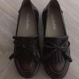 Tassel loafers 👞