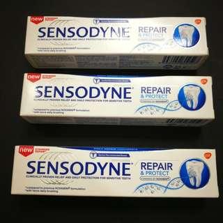 Sensodyne Toothpaste (27g)