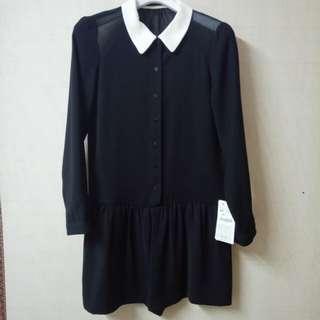 全新zara xs號 洋裝