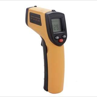 thermometer infrared digital infrared thermometer infrared heat gun gm320 up to 380 celsius