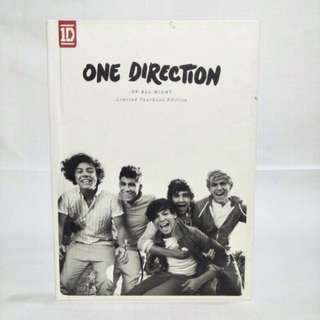 One Direction Limited Yearbook (Up All Night Album)