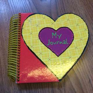 Heart Notebook Hardbound