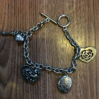 Charm Bracelet with Box