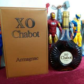 XO  Chabot Armagnac