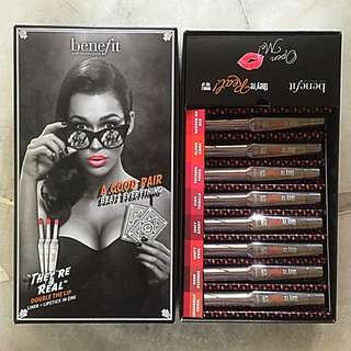 *Price Reduced* Benefit They're Real! Double The Lip Lipstick & Liner In One