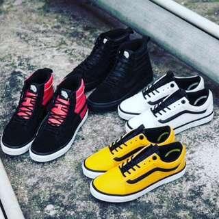 Vans x The North Face Old Skool Sneakers