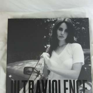 Lana Del Rey Limited Edition Ultraviolence Box Set