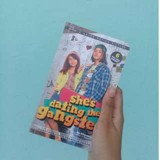 She's Dating the Gangster by SGwannaB (Kathniel Cover Edition) (Pop Fiction)