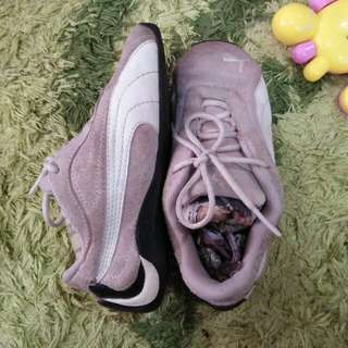 Puma shoes for girl