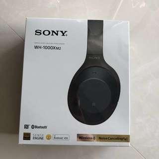 Sony WH-1000XM2 Headset
