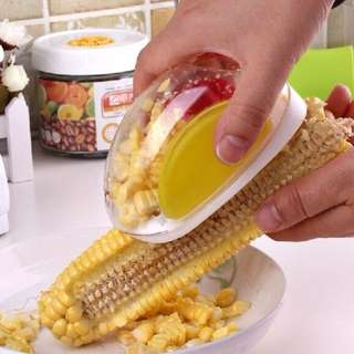 🚚 創意剝玉米器 玉米刨 玉米粒分離器圓形玉米刨