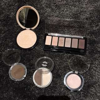Contour and highlight palette