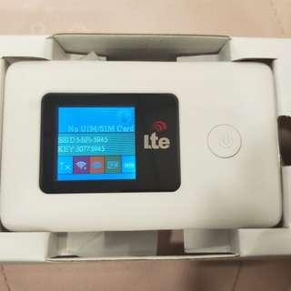 4G LTE pocket wifi