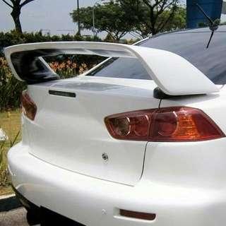 Mitsubishi Lancer Spoiler