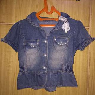 Outer Jeans Mutiara