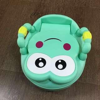 BN Potty Mobile Toilet Seat Trainer Training Kids Children Toddler Baby Urinal