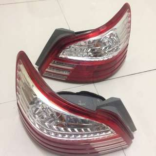 Toyota Vios Tail Lamp 2 pcs
