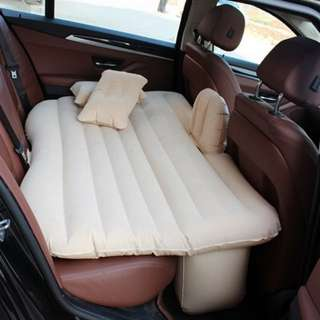 Travel Car Bed Inflatable