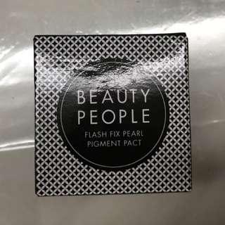 BNIB - Beauty People Pearl Pigment Eyeshadow - Ssum Light