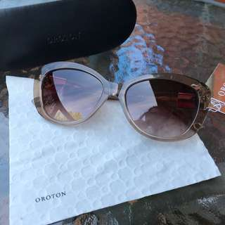 Authentic Oroton Sunglasses New With Tag