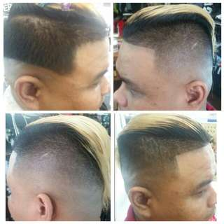 Barber services at Profile asia No 139 jalan besar # 01 - 01 singapore 208857 Tel 62968639 Open daily 11. 30 to 9 pm Booking available KEN GOH HP 81187155