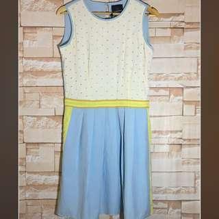 Brand New Plains & Prints Dress