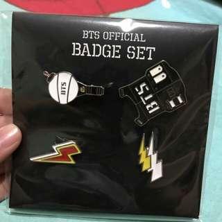 BTS Badge Set