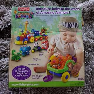 Fisher price amazing animal