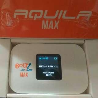 Bolt Aquila Max
