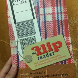 The Flip Reader by Jessica Zafra (Anvil)