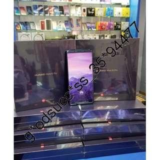 Huawei Mate 10 Pro (6GB Ram + 128GB Rom) 香港行貨 原廠保養