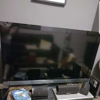 Sale 46 inch Sony Bravia TV