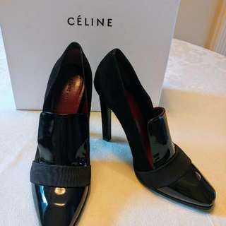 Celine 高踭鞋