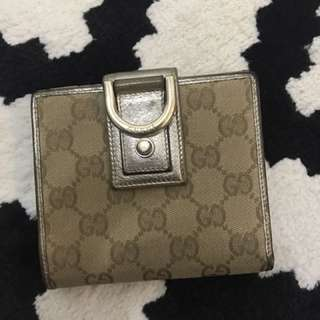 💯Authentic Gucci wallet