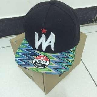 WA8VER帽