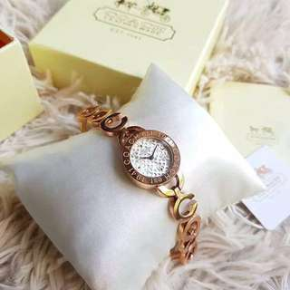 Coach mini watch